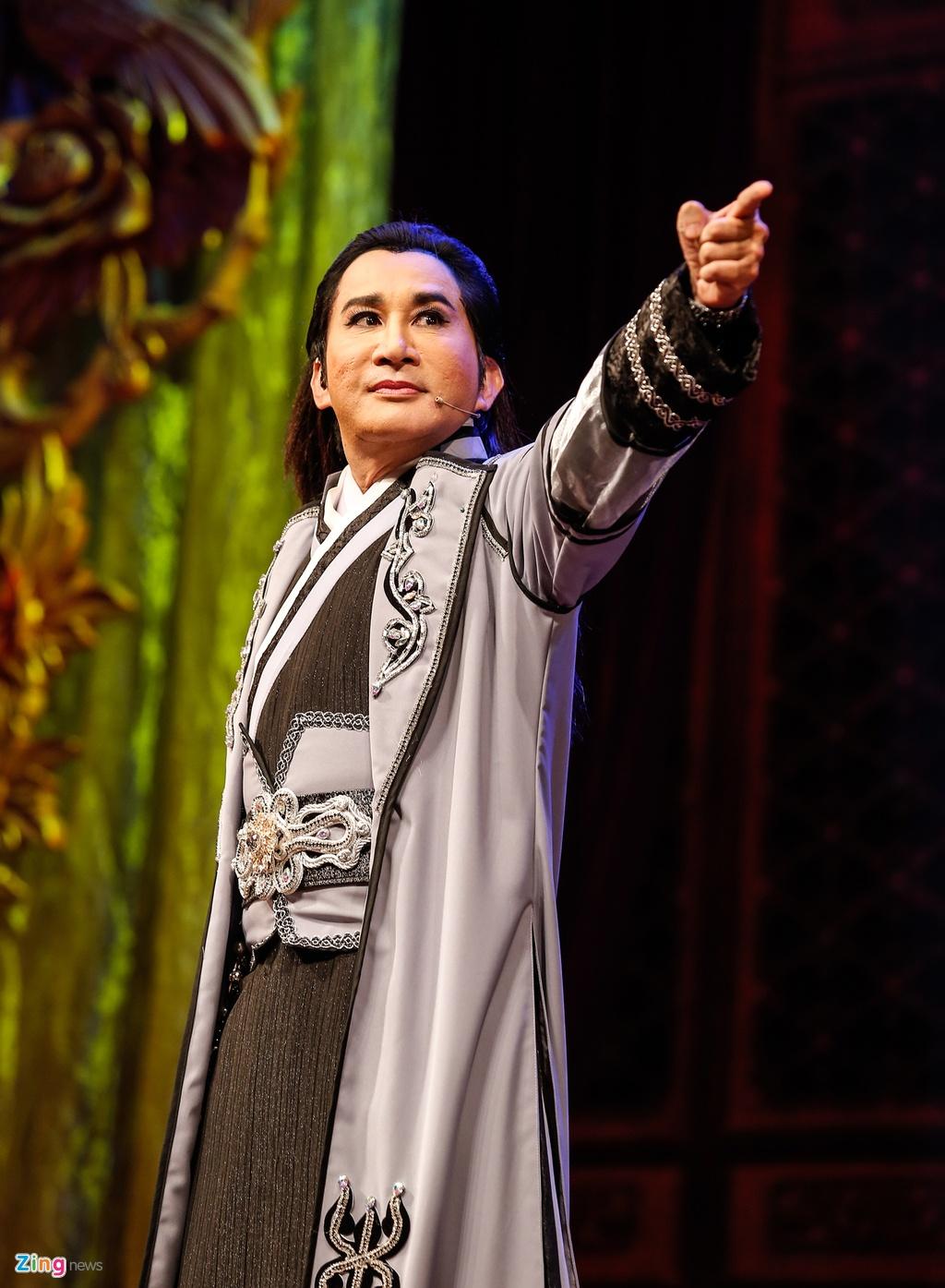 Kim Tu Long Ngoc Huyen live show Ha Noi anh 14
