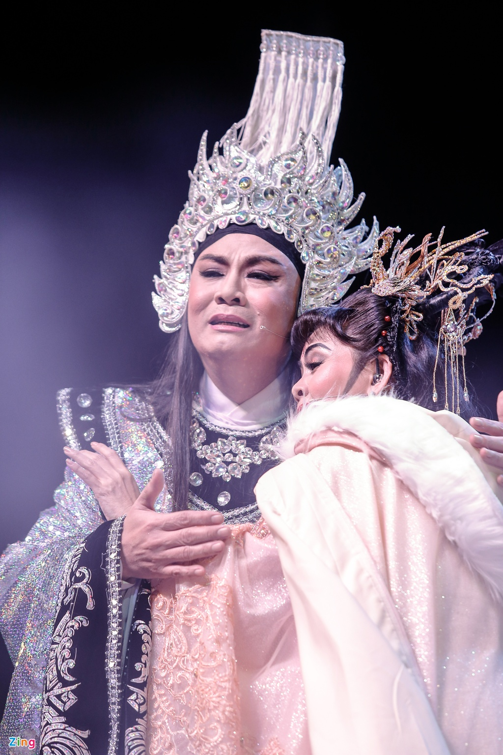 Kim Tu Long Ngoc Huyen live show Ha Noi anh 15