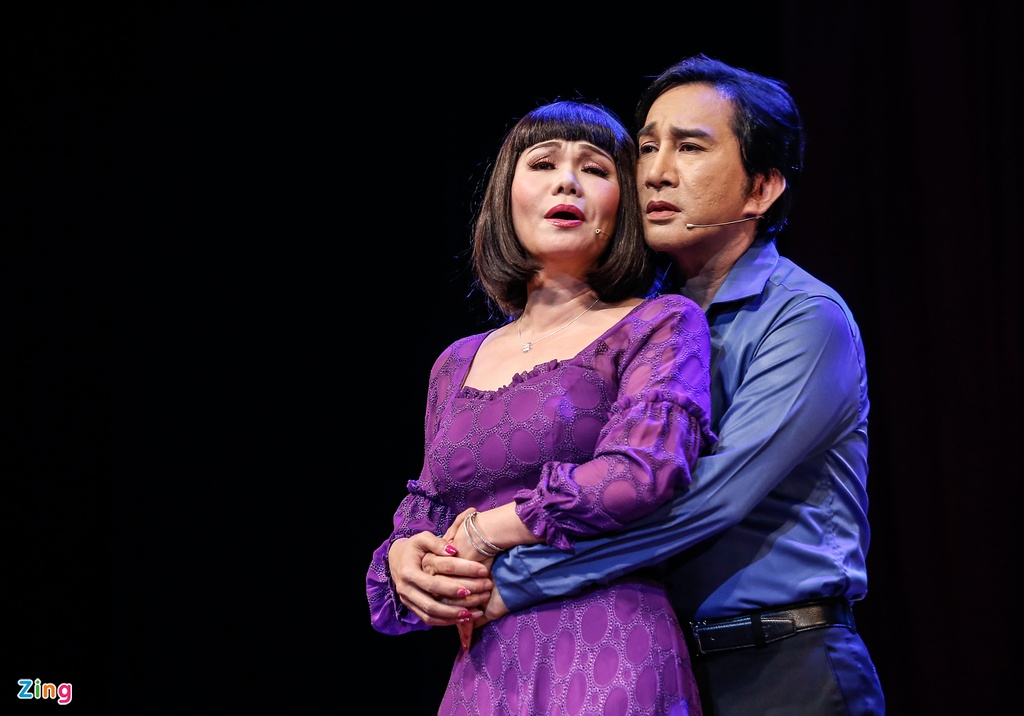 Kim Tu Long Ngoc Huyen live show Ha Noi anh 8