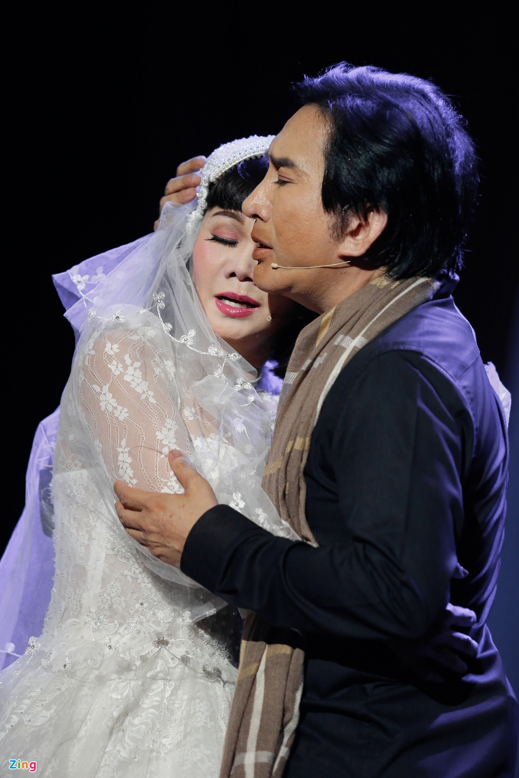 Kim Tu Long Ngoc Huyen live show Ha Noi anh 9