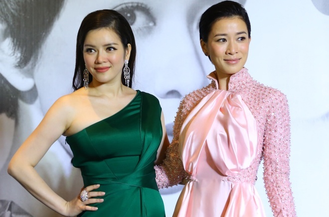 Ly Nha Ky: Nguoi dep bi an cua showbiz Viet hinh anh 8