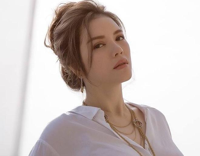 Ly Nha Ky: Nguoi dep bi an cua showbiz Viet hinh anh 12