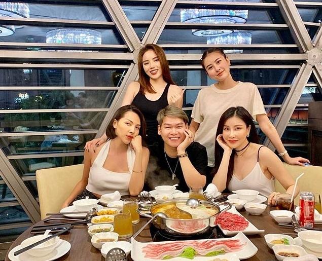 Nhom ban than duoc chu y cua Tran Thanh, Diem My 9X va dan sao Viet hinh anh 10
