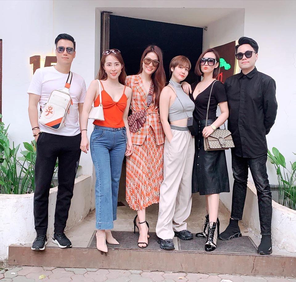 Nhom ban than duoc chu y cua Tran Thanh, Diem My 9X va dan sao Viet hinh anh 7