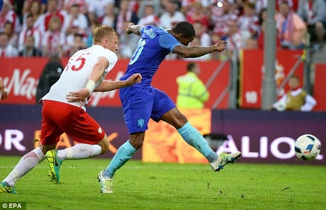 Doi tuyen cua Lewandowski thua Ha Lan 1-2 truoc EURO hinh anh 8