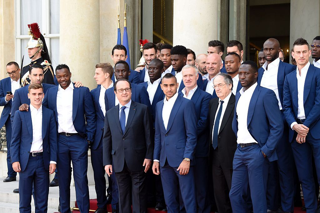 Dan WAGs xinh dep don cau thu Phap sau Euro 2016 hinh anh 7