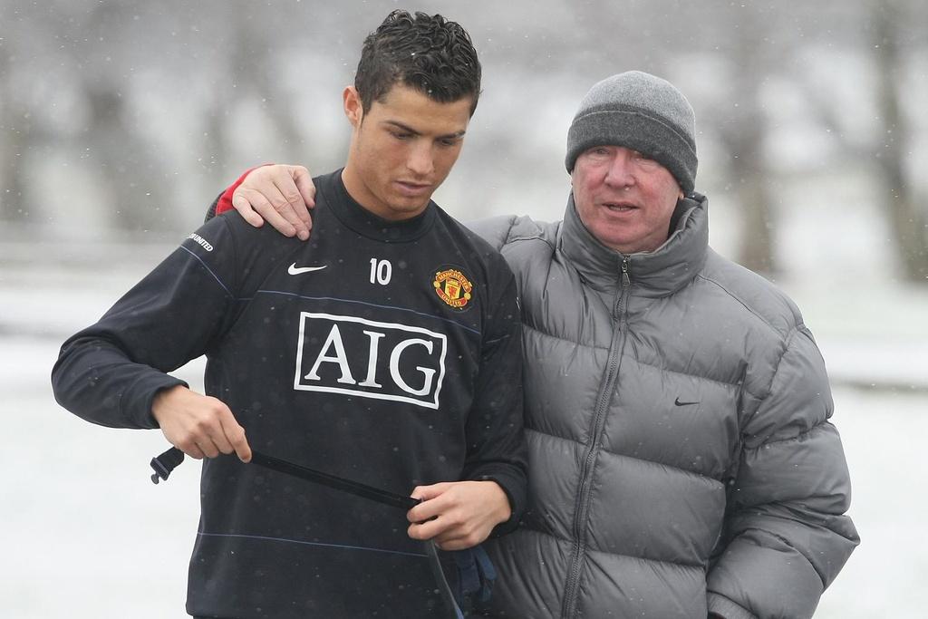 Ronaldo om Sir Alex sau chung ket Euro anh 2