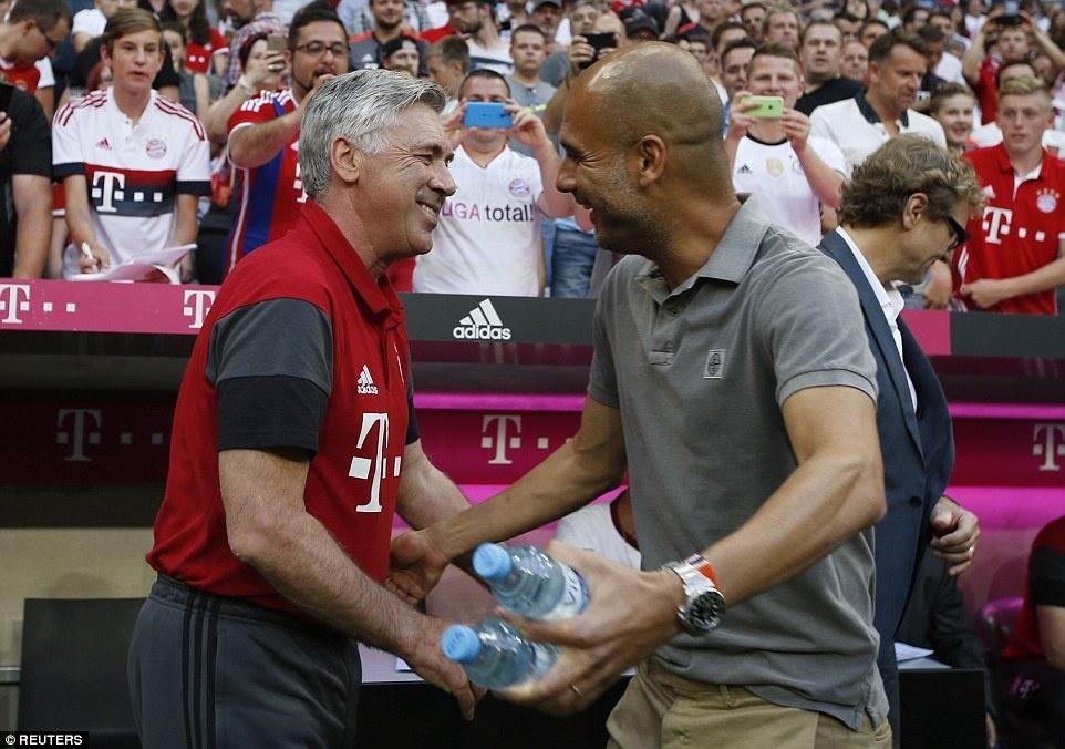 Guardiola thua khi tro lai Bayern hinh anh 2