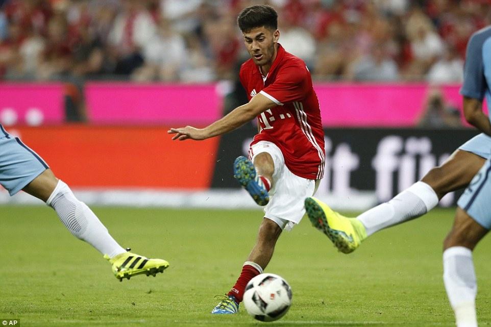 Guardiola thua khi tro lai Bayern hinh anh 9