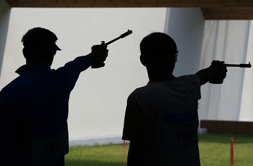 Hoang Xuan Vinh khien doi thu than phuc o Olympic 2016 hinh anh 7