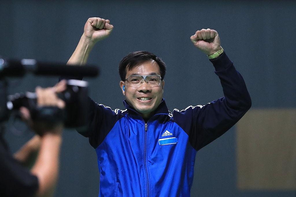Hoang Xuan Vinh khien doi thu than phuc o Olympic 2016 hinh anh 8