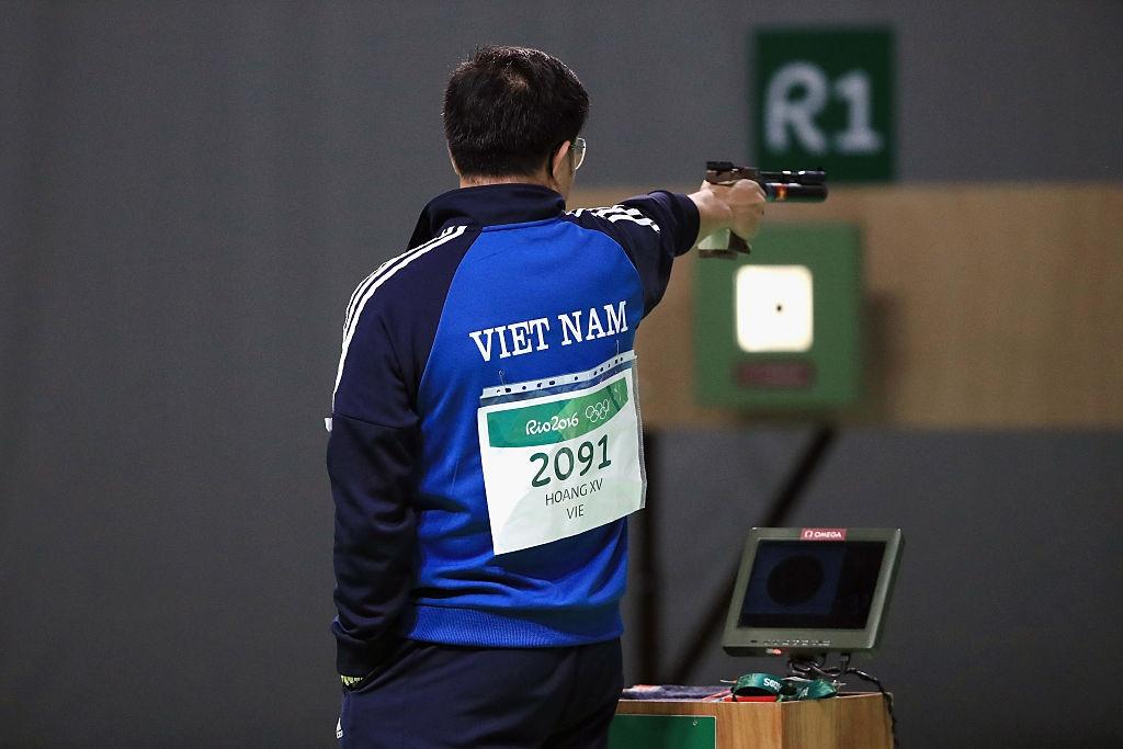 Hoang Xuan Vinh khien doi thu than phuc o Olympic 2016 hinh anh 9