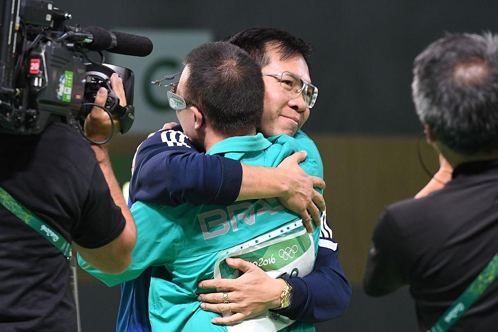 Hoang Xuan Vinh khien doi thu than phuc o Olympic 2016 hinh anh 5