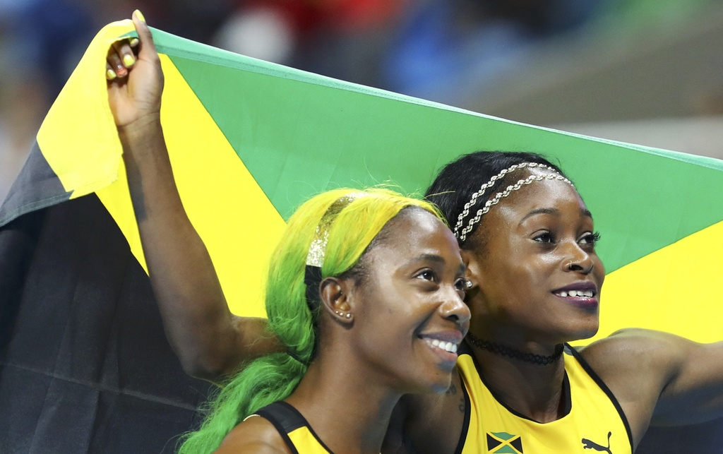 Elaine Thompson - nu hoang dien kinh moi tai Olympic hinh anh 6