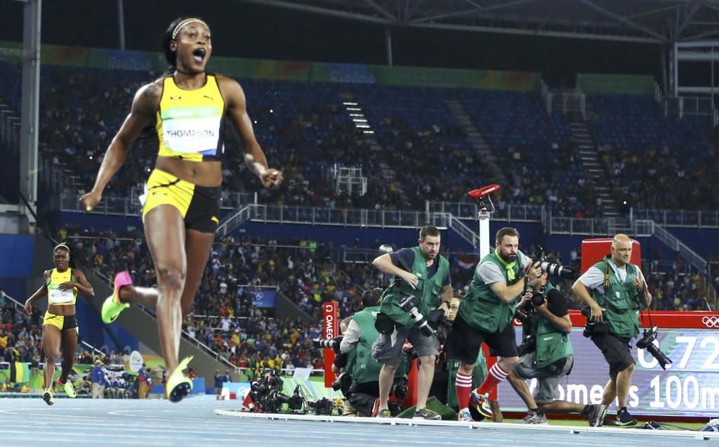 Elaine Thompson - nu hoang dien kinh moi tai Olympic hinh anh 5