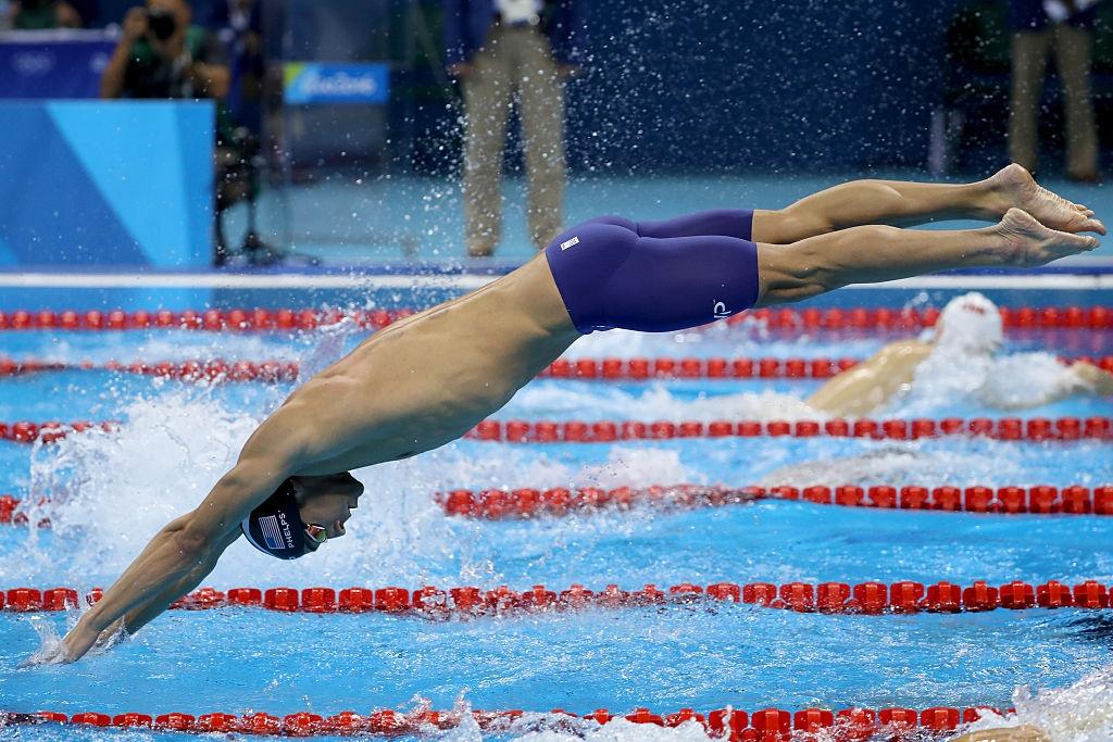 Michael Phelps giup doi boi My lap ky luc Olympic hinh anh 2