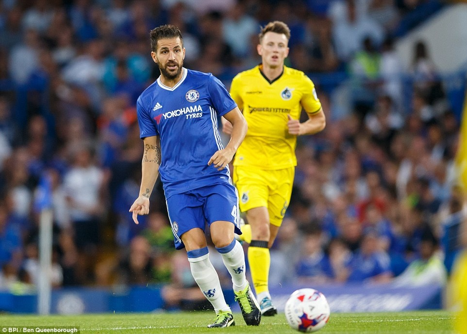 Chelsea thang CLB hang 3 o League Cup anh 2