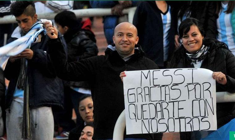 CDV Argentina cam on Messi khong bo doi tuyen hinh anh 2
