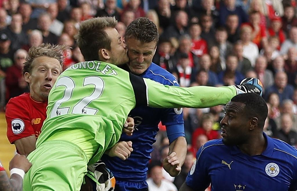 Mignolet do mau trong tran thang cua Liverpool anh 1