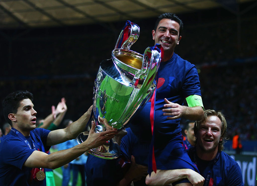 Doi hinh huyen thoai ra san nhieu nhat Champions League hinh anh 7