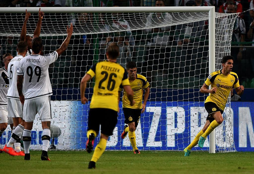 Dortmund thang 6-0 o Champions League anh 5
