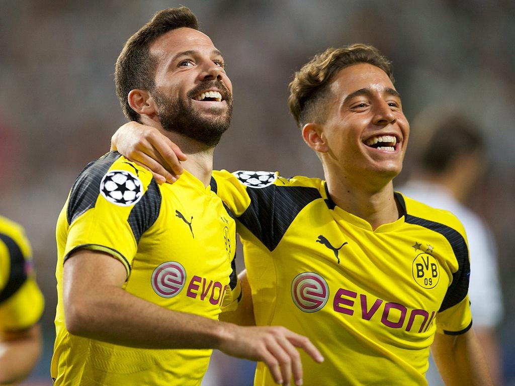 Dortmund thang 6-0 o Champions League anh 7