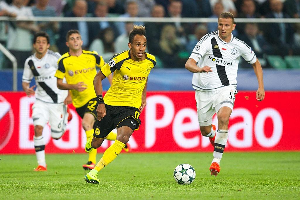 Dortmund thang 6-0 o Champions League anh 8