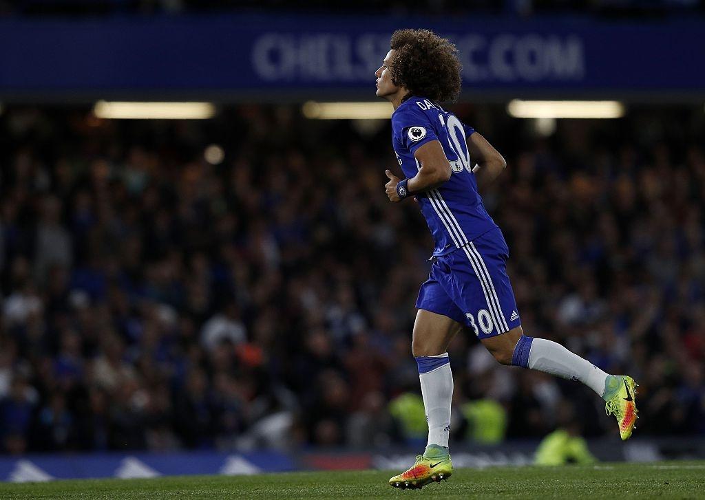 David Luiz do mau o tran dau khoac ao Chelsea mua nay hinh anh 2