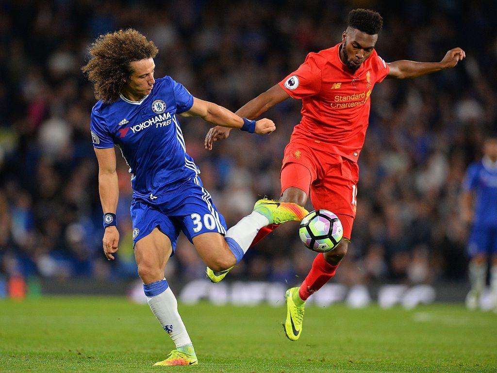 David Luiz do mau o tran dau khoac ao Chelsea mua nay hinh anh 4