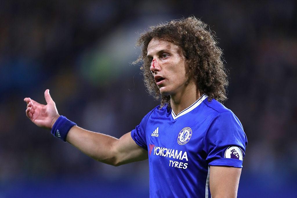 David Luiz do mau o tran dau khoac ao Chelsea mua nay hinh anh 7