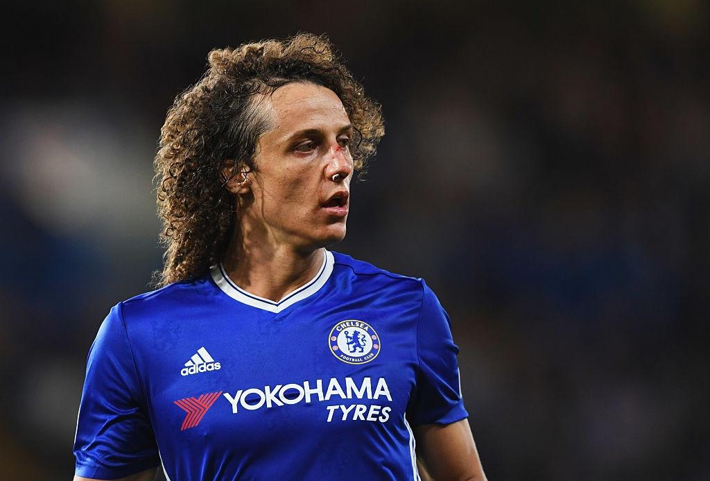 David Luiz do mau o tran dau khoac ao Chelsea mua nay hinh anh 9