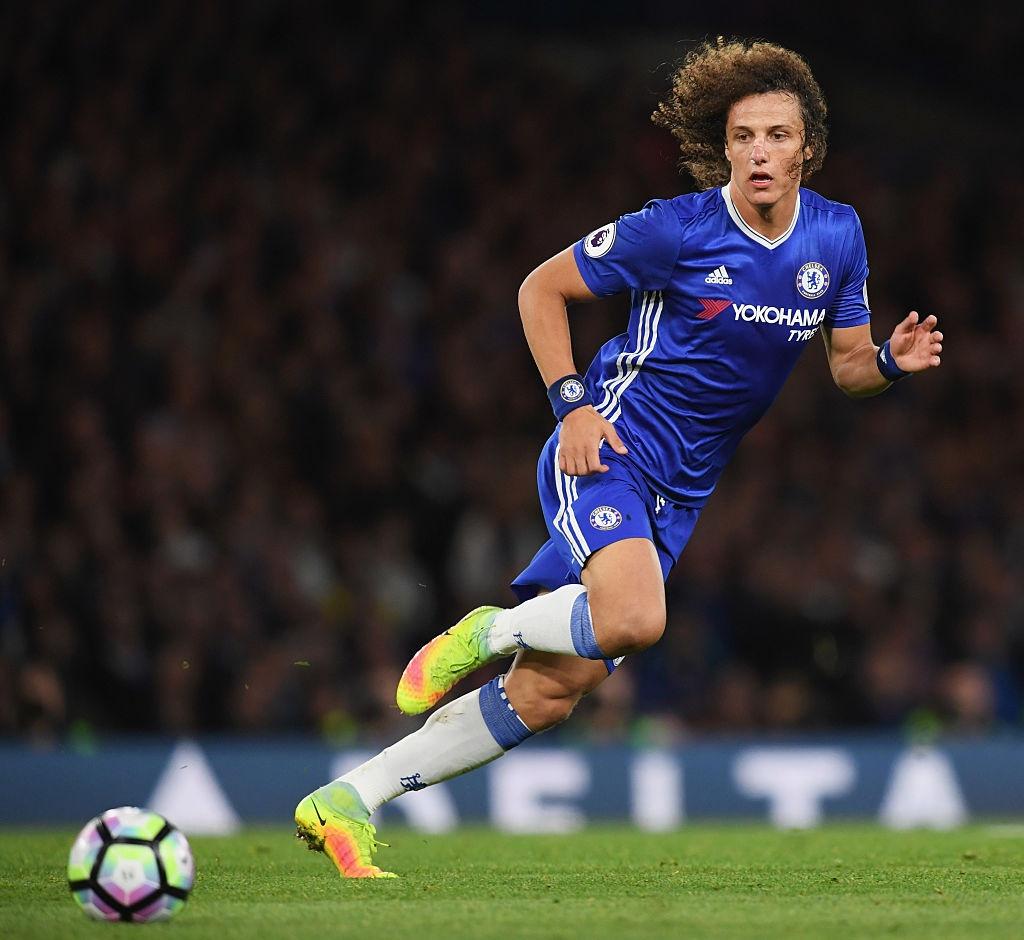 David Luiz do mau o tran dau khoac ao Chelsea mua nay hinh anh 3