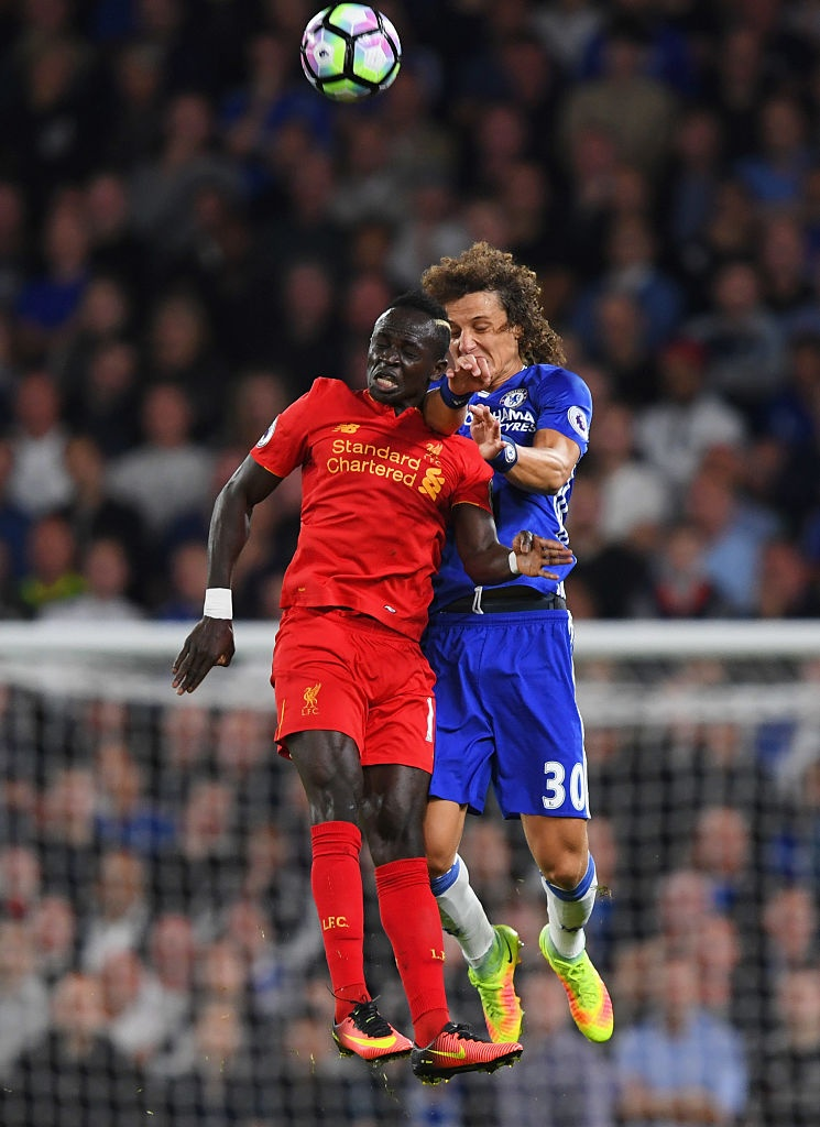 David Luiz do mau o tran dau khoac ao Chelsea mua nay hinh anh 6