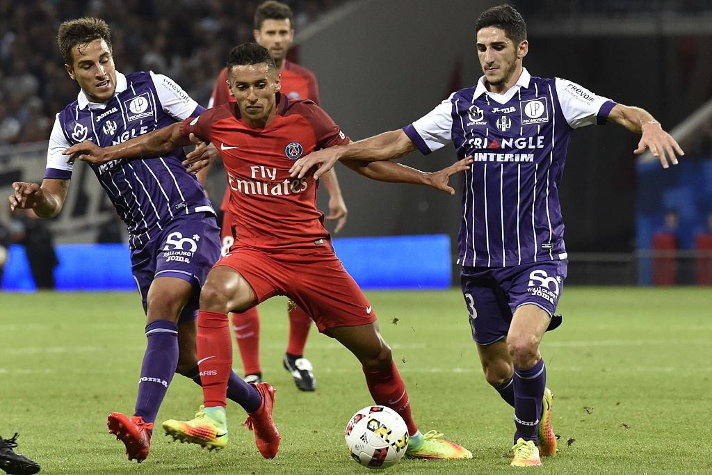 PSG thua 0-2 truoc Toulouse anh 8
