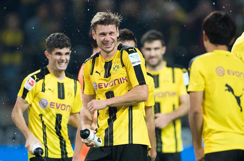 Dortmund chay da hoan hao truoc tran gap Real hinh anh 2