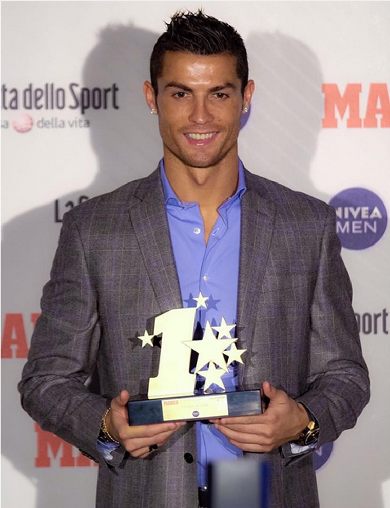 5 ky luc Guinness cua Cristiano Ronaldo hinh anh 2