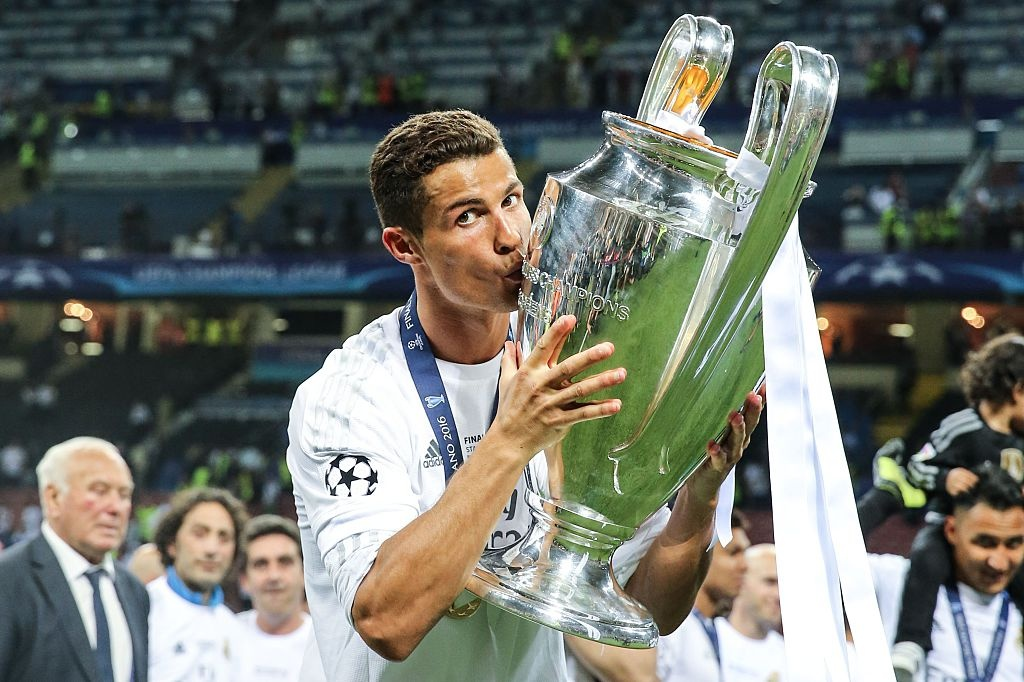 5 ky luc Guinness cua Cristiano Ronaldo hinh anh 4
