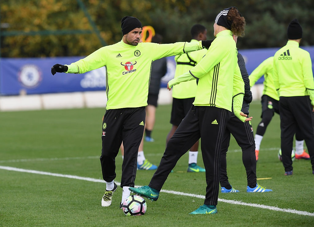 Don Terry tro lai, Conte san sang doi dau Mourinho hinh anh 6