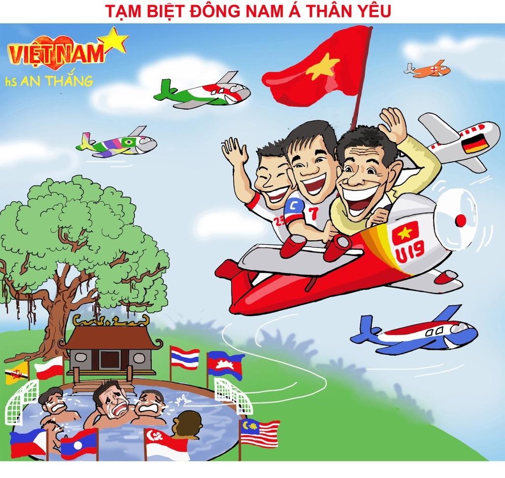 Biem hoa Thai Lan vung vay ao lang, VN vay chao di World Cup hinh anh 6