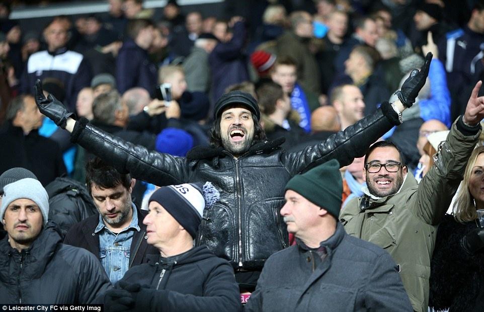 Leicester tiep tuc bat bai o Champions League hinh anh 4