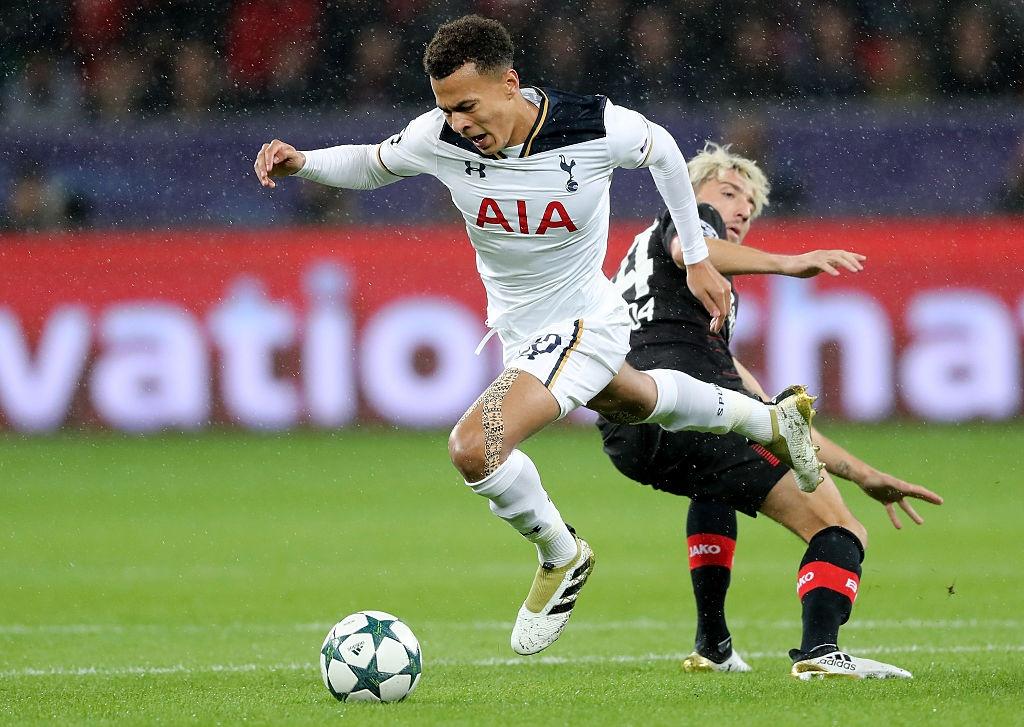 Doi hinh Arsenal - Tottenham du suc vo dich Premier League hinh anh 8