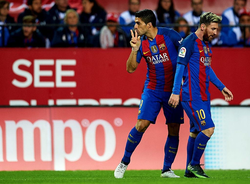 Messi va Suarez giup Barca thang nguoc Sevilla 2-1 hinh anh 8