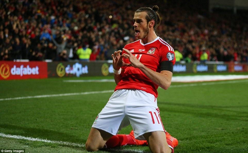 Bale ghi ban cho DT xu Wales anh 4