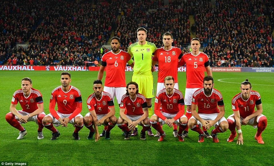 Bale ghi ban cho DT xu Wales anh 2