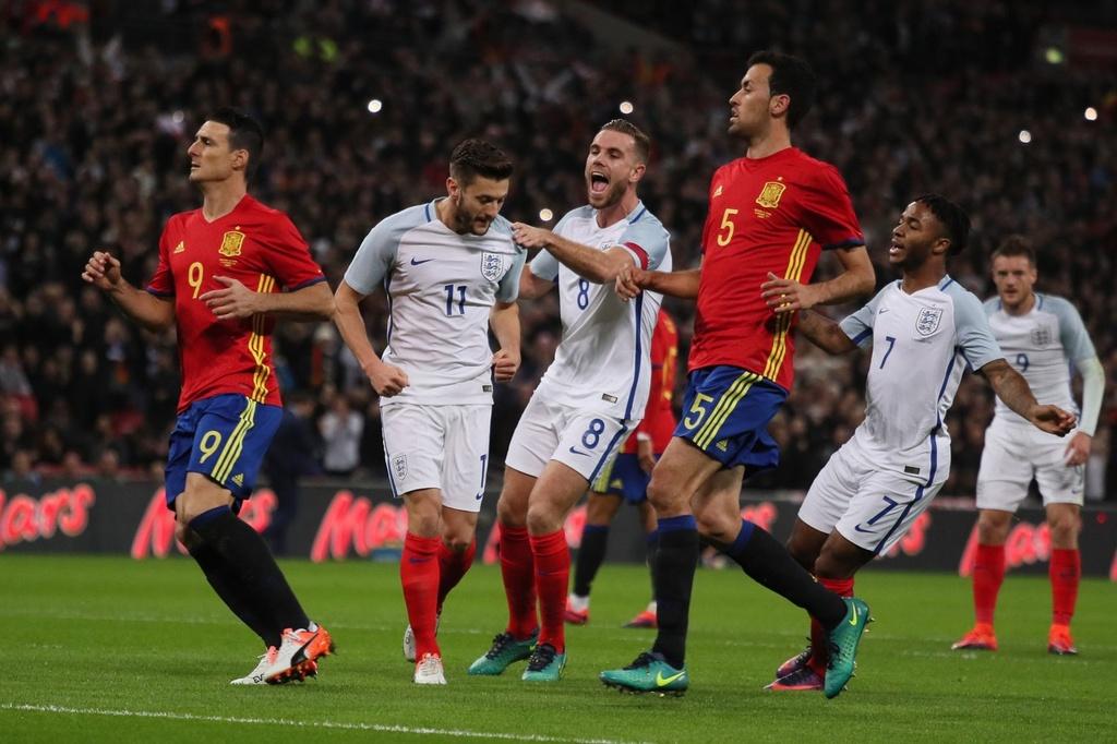 Anh hoa Tay Ban Nha 2-2 anh 8