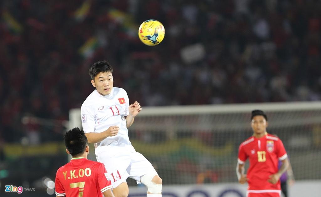 Cong Vinh giup DTVN thang Myanmar anh 1