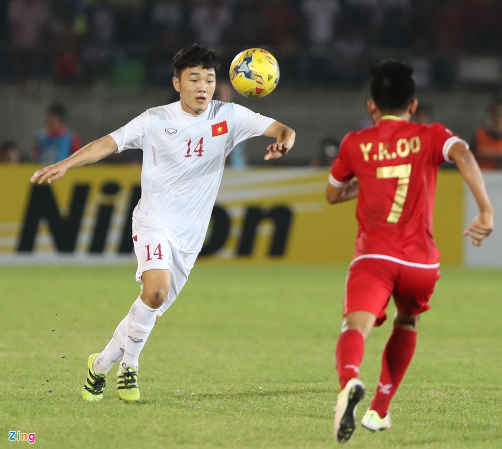 Cong Vinh giup DTVN thang Myanmar anh 9