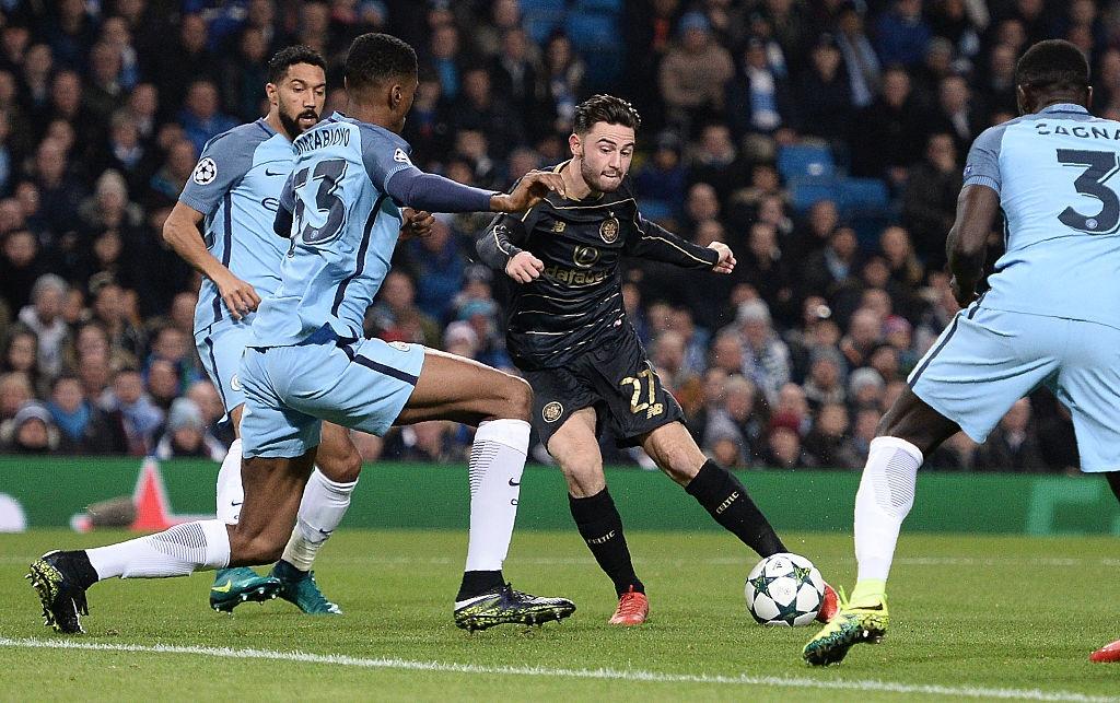 Man City lap ky luc bat bai tren san nha o Champions League hinh anh 3