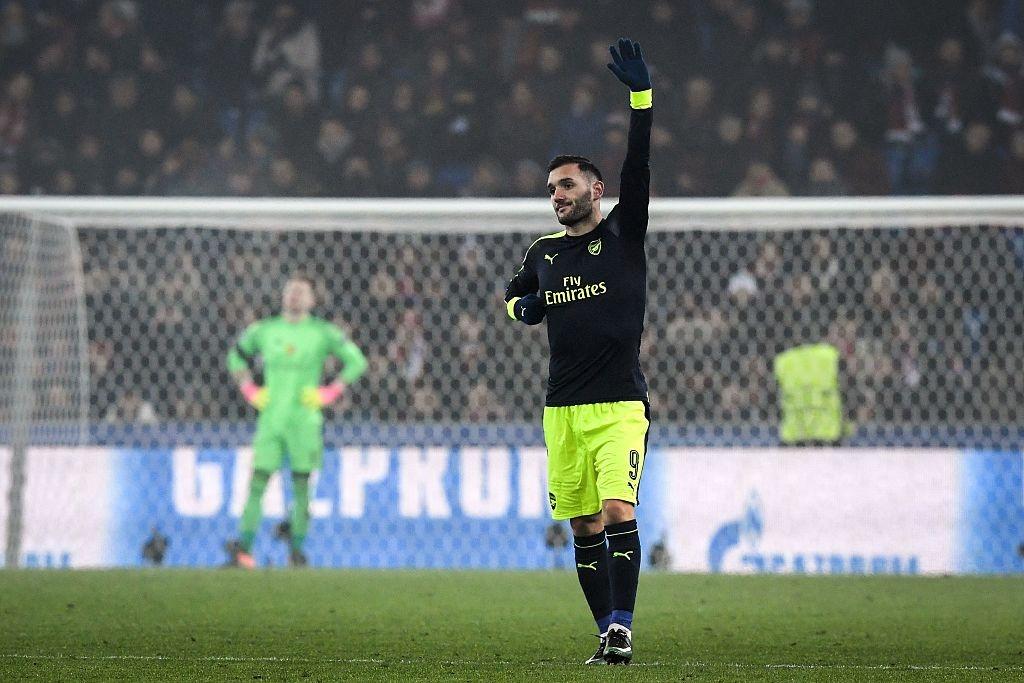 Thang tran cuoi 4-1, Arsenal dan dau bang o Champions League hinh anh 5