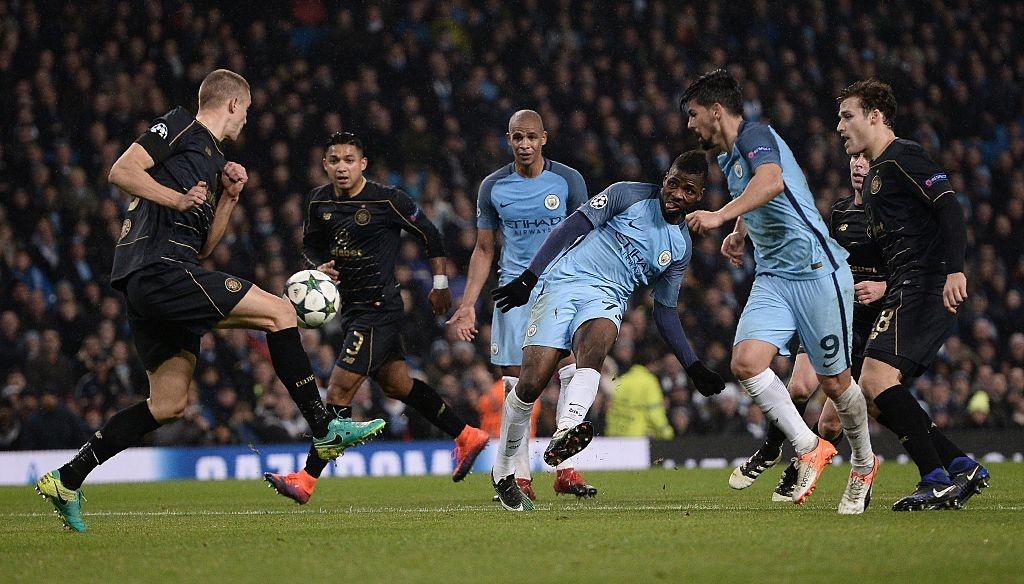 Man City lap ky luc bat bai tren san nha o Champions League hinh anh 6